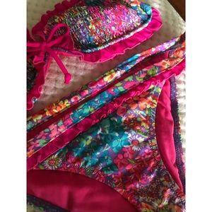 Victoria's Secret Floral Bikini